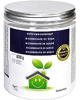 Bicarbonate de Soude 800g, Intrant de la Production écologique, Qualité Supérieure, naturel 100% pur. Nortembio. Développé en France.
