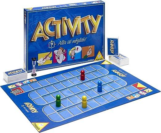 Piatnik - Activity, Juego de Tablero, 4 a 16 Jugadores (versión en alemán): Amazon.es: Juguetes y juegos