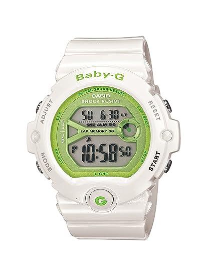 ae4115ac29e4c Casio Women s BG6903-7 Baby-G Shock Resistant Digital Sport Watch  Casio   Amazon.ca  Watches