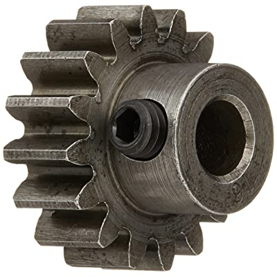 Robinson Racing Products 1216 X Hard Pinion 16, 5mm (1.0 Mod): Toys & Games