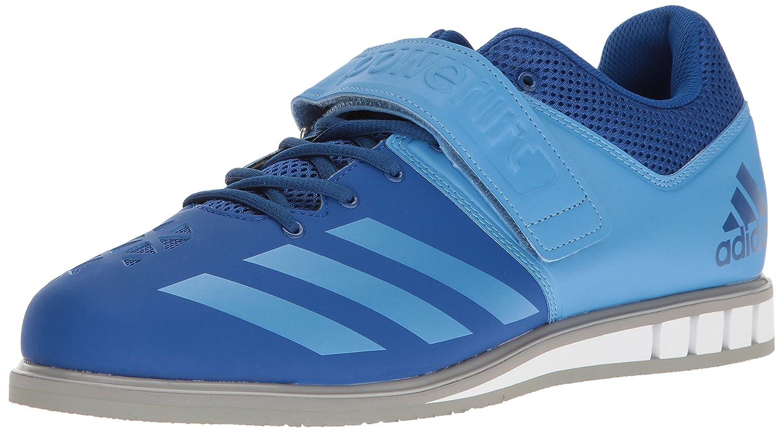 adidas Men's Powerlift.3 Cross-Trainer Shoes B01H1BI3SG 15 M US|Collegiate Royal/Tech Blue Ch Solid Grey