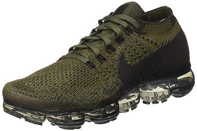 size 40 2a541 3c6a1 Nike Men's Air Vapormax Flyknit Cargo Khaki/Black Running ...