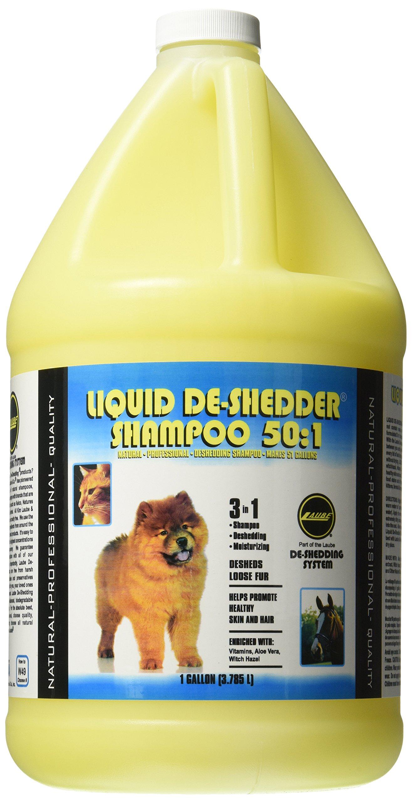 Wild Animal Liquid De-Shedder 50:1 Shampoo Gallon