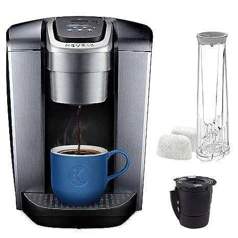 Amazon.com: Keurig K-Elite Máquina de café incluye: una sola ...