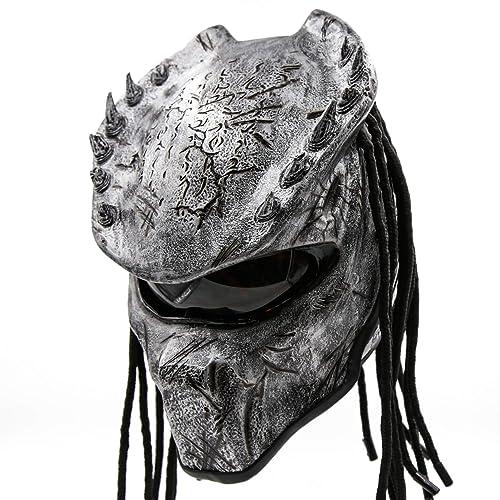 SNI Approved Predator Motorcycle Helmet