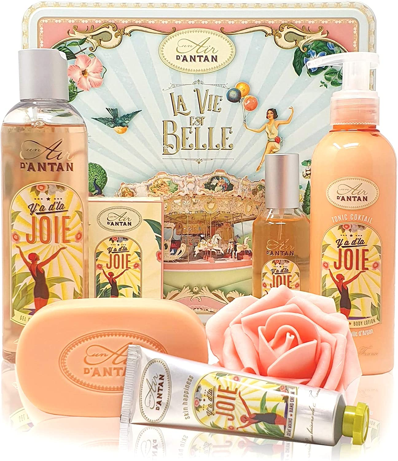 7 Piece Hand Cream Collection   Perfume gift sets, Argan oil