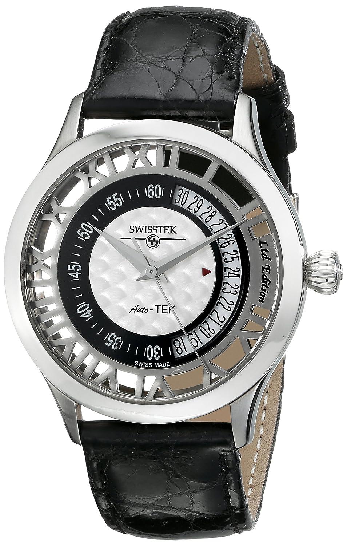 Swisstek Herren SK52709G Auto-Tek Limited Edition Automatik Uhr