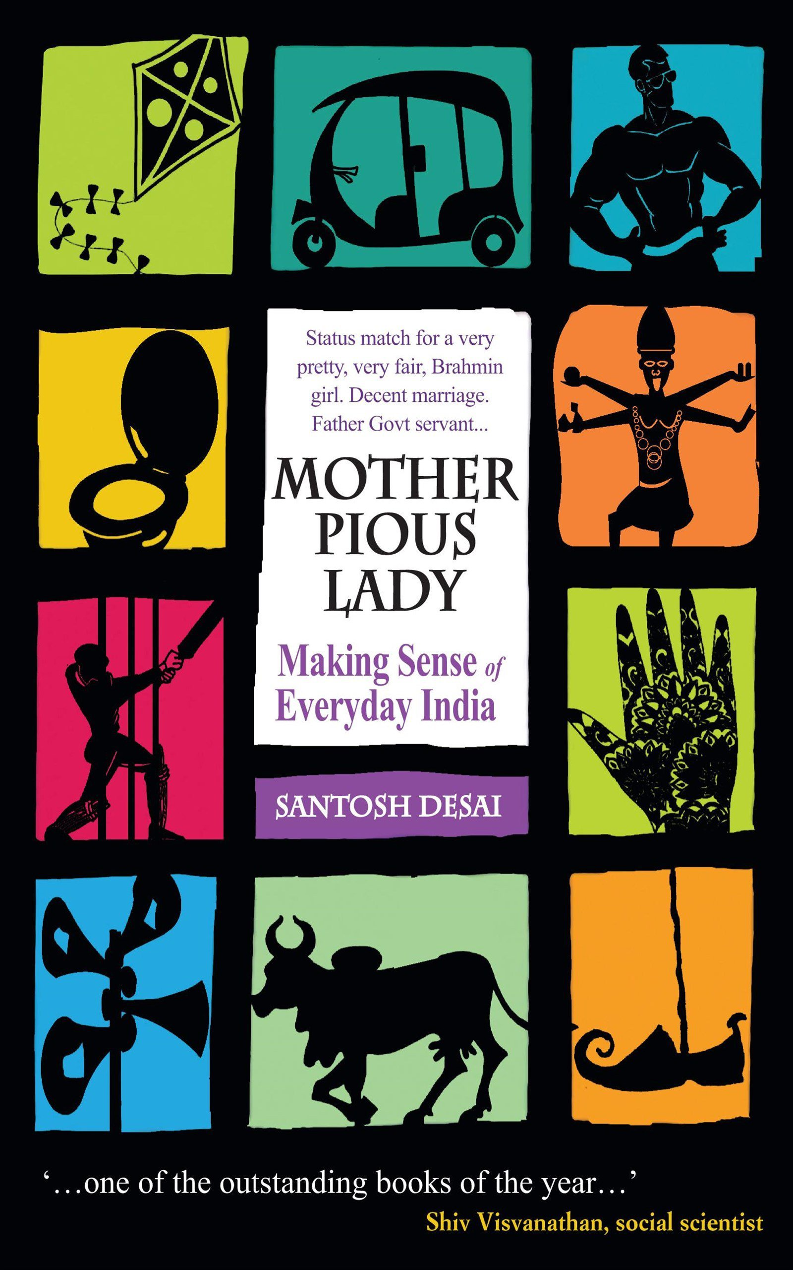 Buy Mother Pious Lady: Making Sense of Everyday India Book
