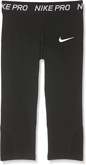 Nike Pro Capris - Leggins Niñas: Amazon.es: Ropa y accesorios