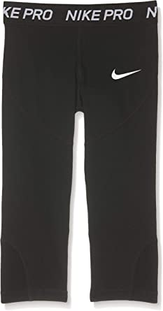 Toddler Girl/'s Nike Dry Dri-Fit Polyester Capri Leggings Pants