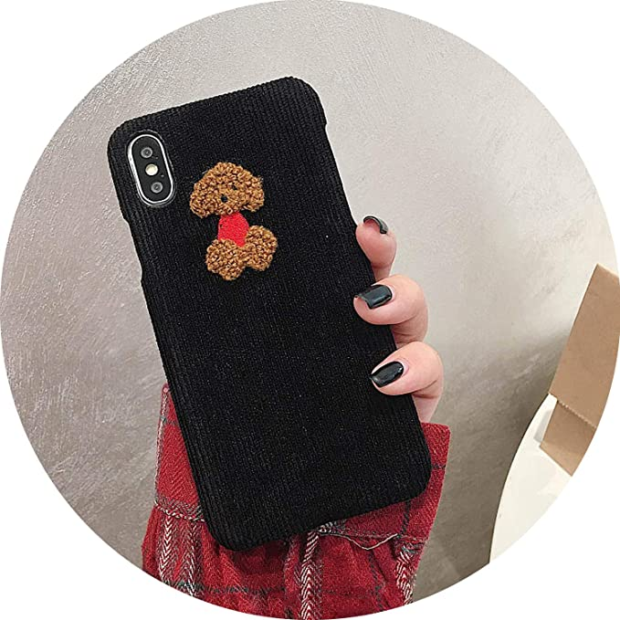 coque en velour iphone 7