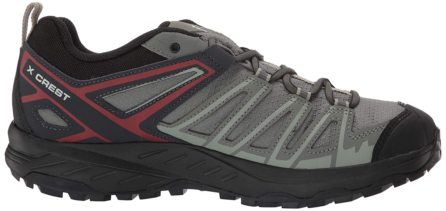 38491b8169 Salomon Men's X Crest GTX Trail Running Shoe