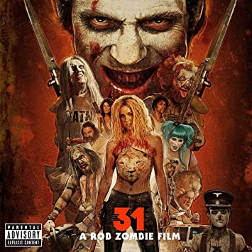 Image result for 31 rob zombie vinyl album art