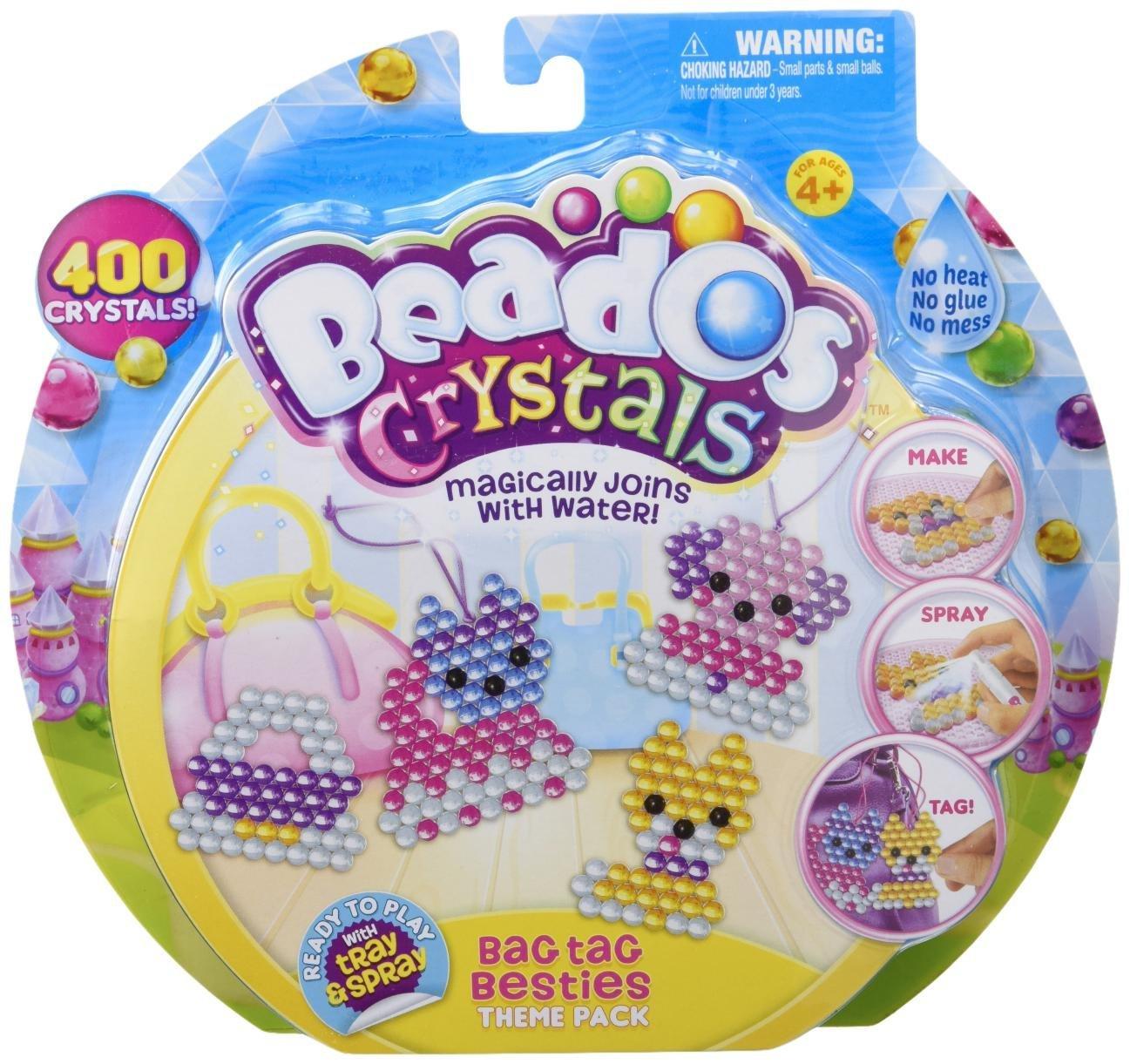 Beados Crystal Pack - Bag Tag Besties Building Kit