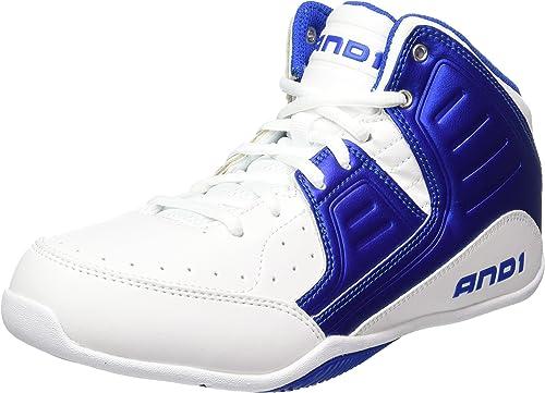 Amazon.com: Y 1 zapato de baloncesto para hombre Rocket 4.0 ...