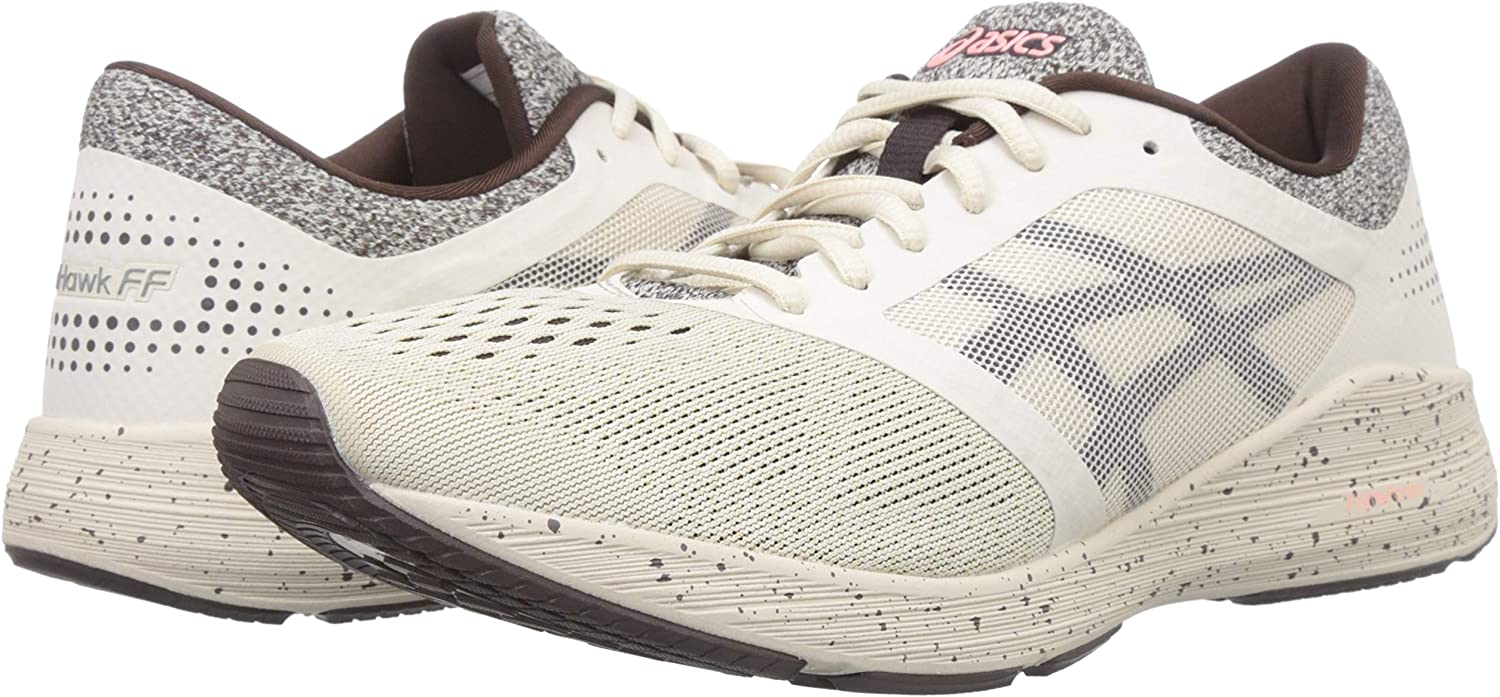 Asics New Sakura Roadhawk FF SP - Zapatillas de Running para Hombre, 42 EU, Color Blanco, Talla 42 EU: Amazon.es: Zapatos y complementos
