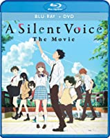 A Silent Voice: The Movie [Blu-ray]
