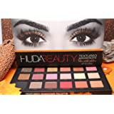 Beauty Palette Textured - Shadows, Huda, Rose Gold