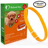 Beloved Pets Flea and tick Collar 100% Safe - Flea Control Collar for Dogs and Puppies - Unique formula for quick and long lasting protection - Flea and tick prevention for Dogs