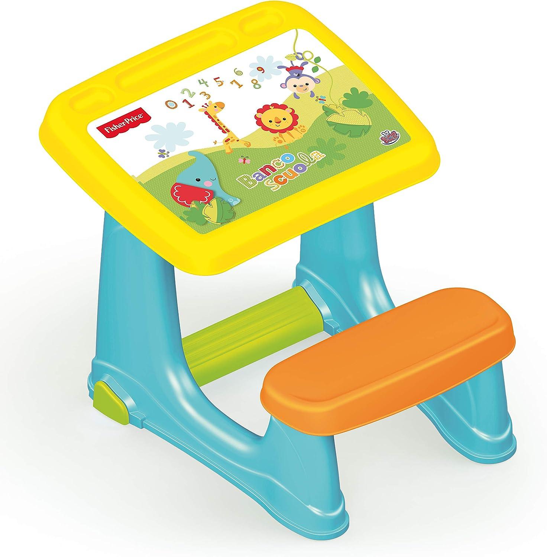 Grandi Giochi gg01810 – Fisher Price Banco Escolar: Amazon.es: Juguetes y juegos