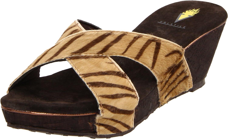 Volatile Womens Supashine Thong Sandal