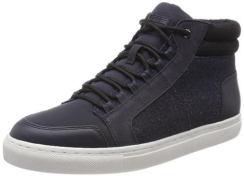 G-Star RAW Zlov Cargo Denim Mid, Zapatillas para Hombre: Amazon.es: Zapatos y complementos