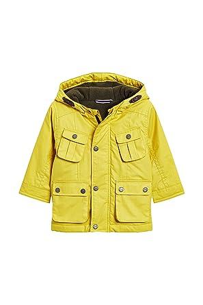 1cd8d22db Next Boys' Jacket - Yellow - 9-12 Months: Amazon.co.uk: Clothing