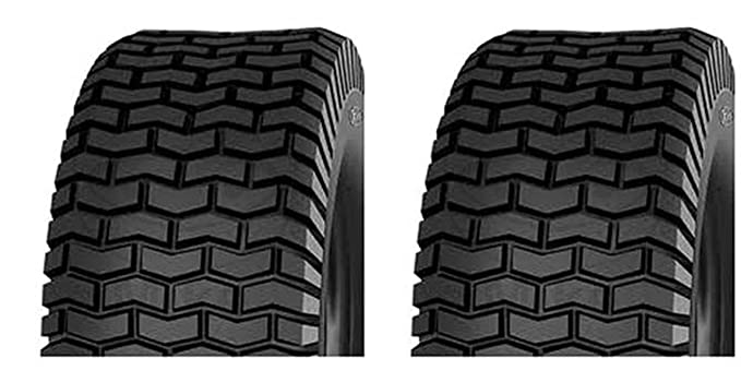 15x6.00-6 Turf Lawn Tire Set of Two