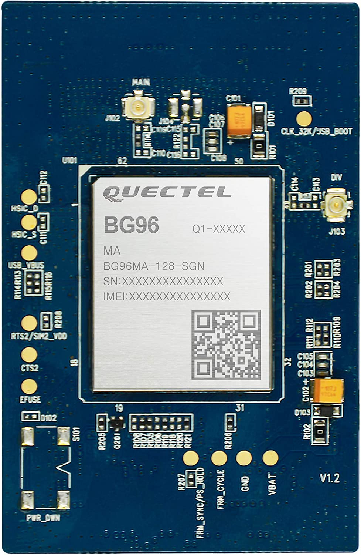 Quectel BG96 Cat.M1//NB1 /& EGPRS TE-A