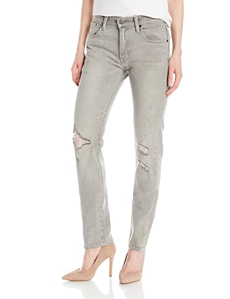 Amazon.com: Levi s Mujer 505 °C Jeans: Clothing