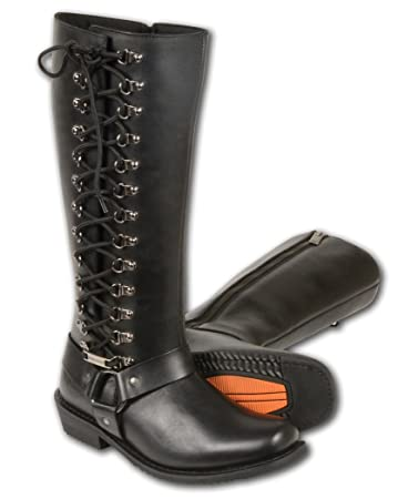 bb053292059 Image Unavailable. Image not available for. Color  Milwaukee Leather Women s  Tall Boots ...