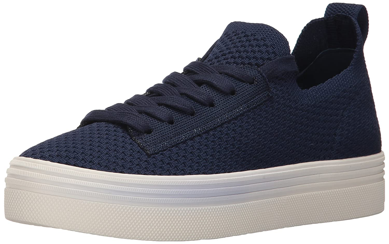 Dolce Vita Women's Tatum Sneaker B07211KY2P 9 B(M) US|Navy Fabric