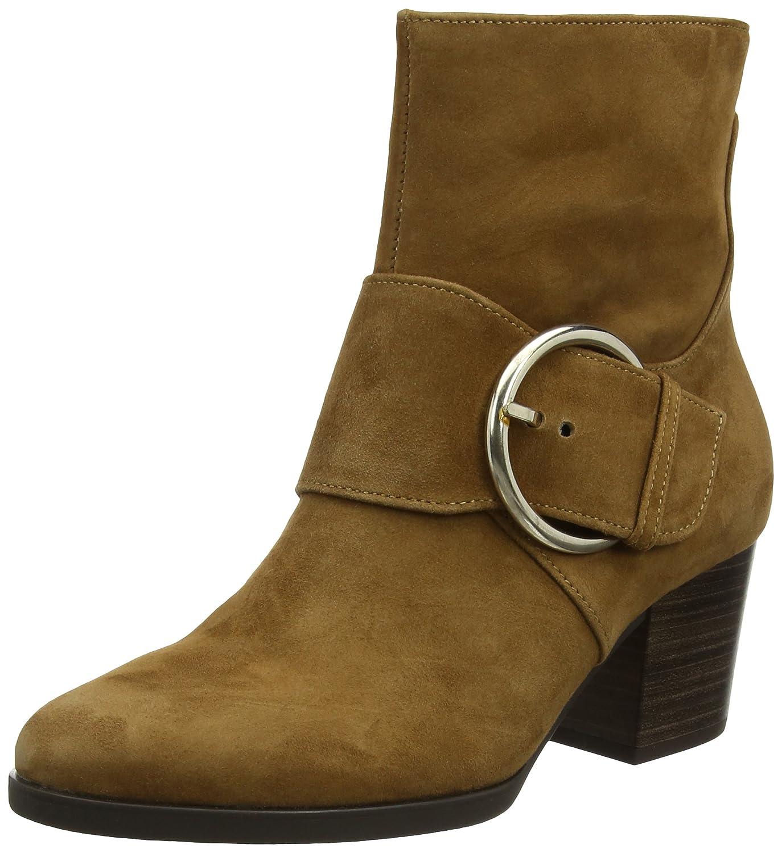 Gabor Shoes Comfort Fashion, Botas para Mujer38.5 EU|Marrón (Curry Micro)