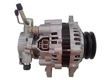 Nueva Alternadores 12V 90AMP M8 2.5TD MD320354 LRA01533 0986042291 TG08014: Amazon.es: Coche y moto