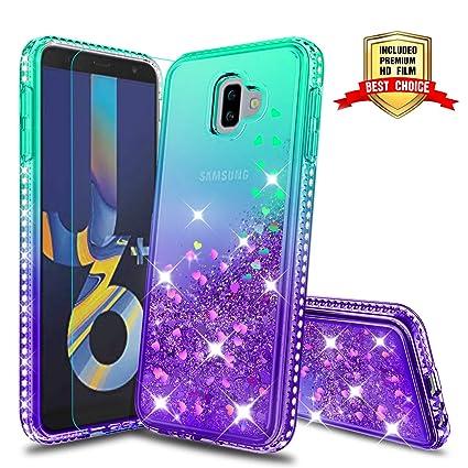 Amazon.com: Carcasa para Samsung Galaxy J6 Plus, con ...