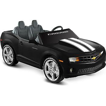 Amazon.com: Chevrolet 12V Camaro - Yellow: Toys & Games