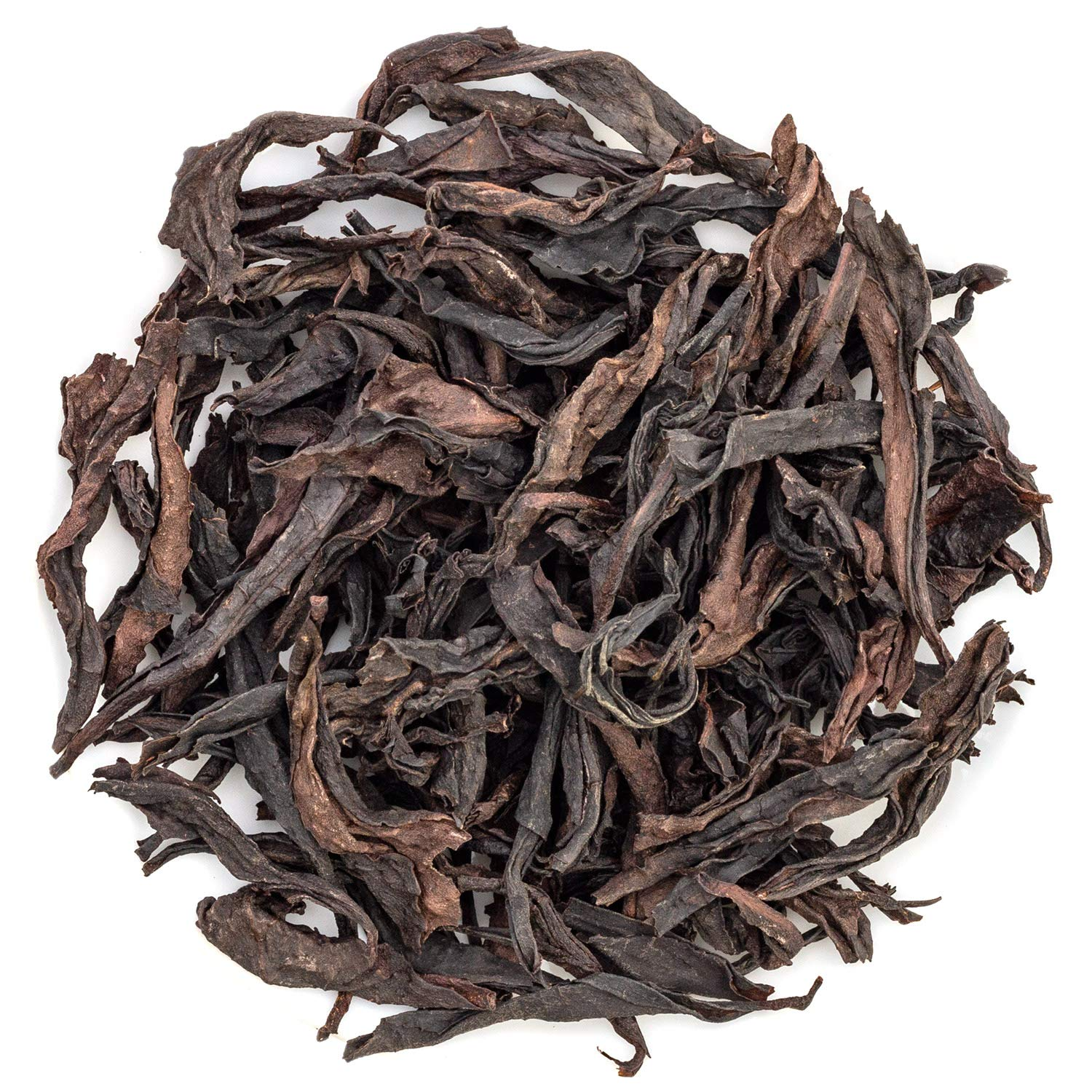 Oriarm 500g / 17.64oz Da Hong Pao Roasted Oolong Tea Loose Leaf - Fujian Wuyi Rock Oolong Tea Dahongpao Big Red Robe - Chinese High Mountain Wulong Tea - Detox Relaxing Naturally Grown by Oriarm