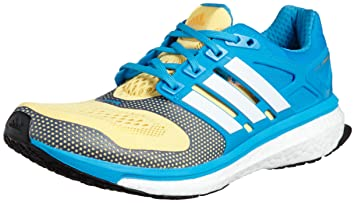 a78ad8802 coupon code for adidas performance energy boost 2 esm blue yellow men  running shoes techfit 8uk