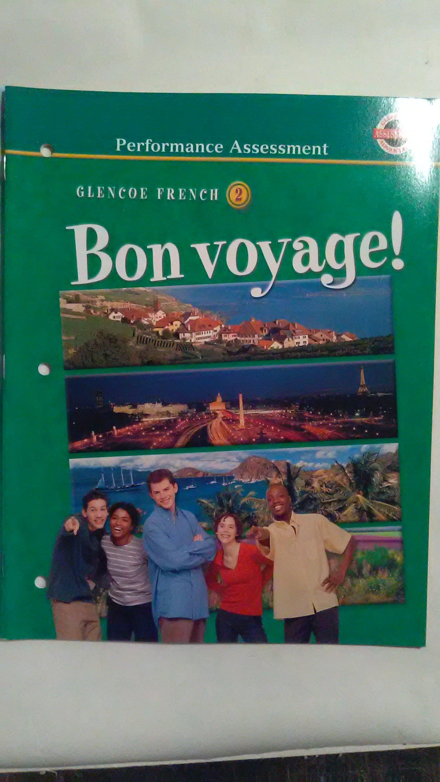 Read Online Bon Voyage! Level 2: Performance Assessment PDF