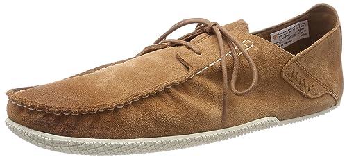 Timberland Clyde Hill Handsewn, Mocasines para Hombre: Amazon.es: Zapatos y complementos