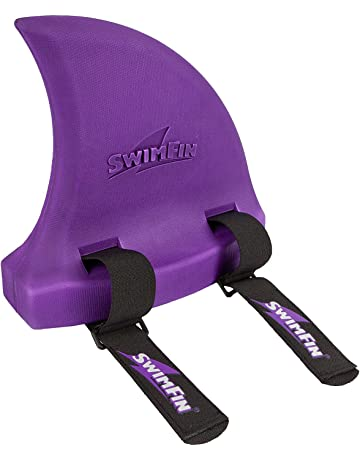SwimFin Flotador para niños, diseño de aleta de tiburón