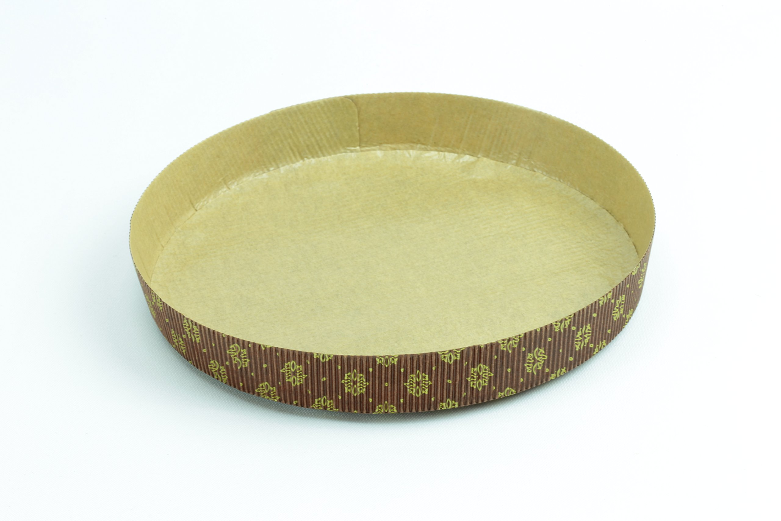 Round Tart/Quiche Pans, Use It For Your Chocolate Cakes Or Jelly Tarts!Apple Pie, Any Kind Of Pies - 8.2'' x 1.18'' - Set of 12