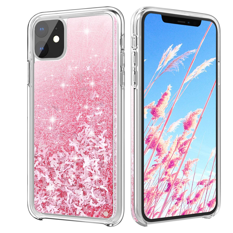 Funda Iphone 11 Glitter MOKO [7WKDH7VT]
