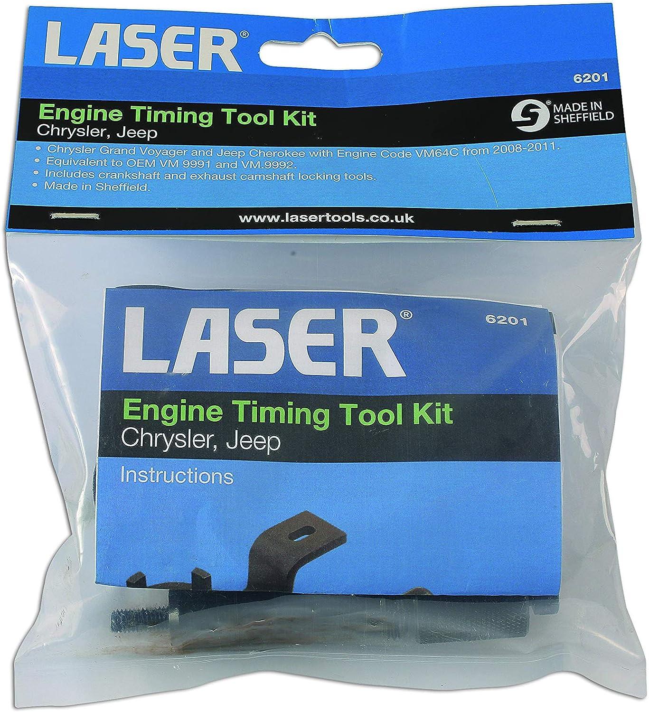 Laser 6201 Engine Timing Tool Set