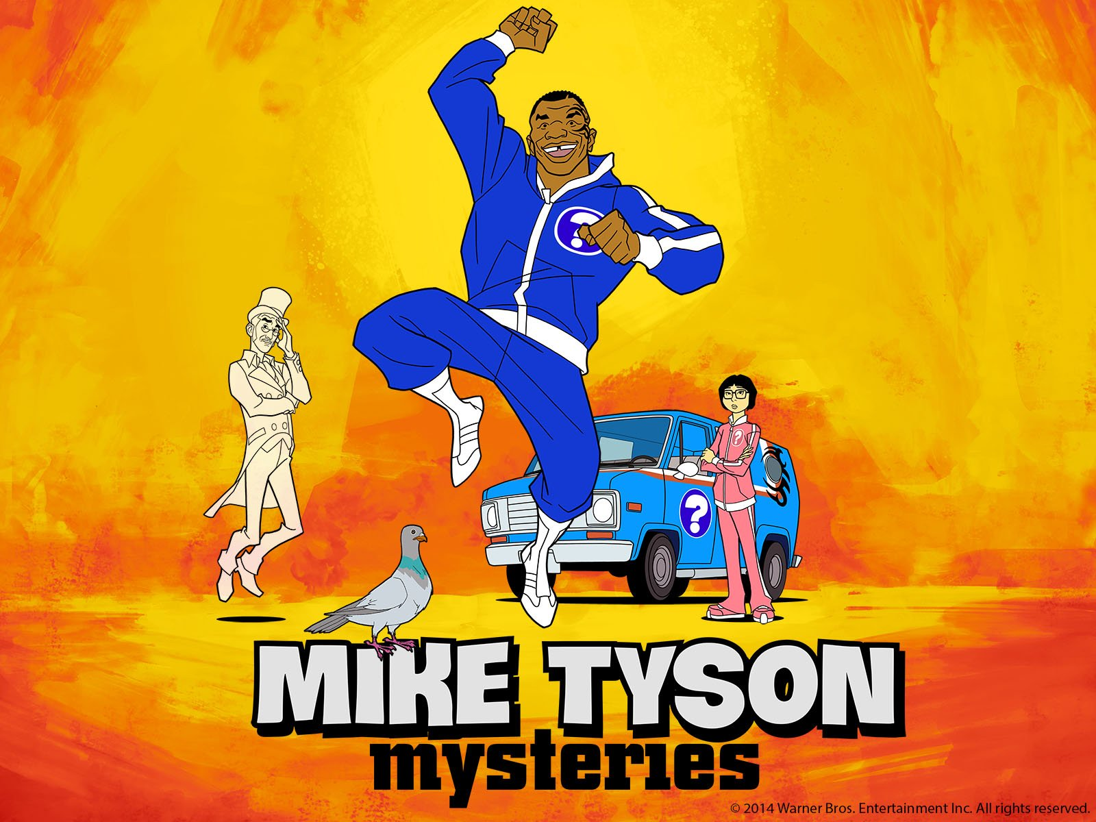 amazon com mike tyson mysteries the complete first season mike