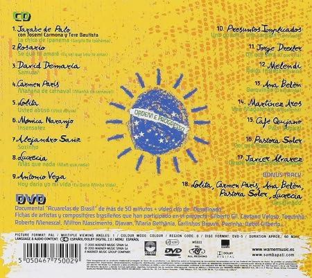 Samba PaTi: Jarabe de Palo, Rosario: Amazon.es: Música