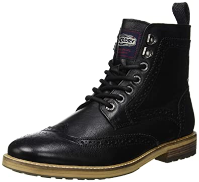 Superdry Shooter, Baskets Hautes Homme  Amazon.fr  Chaussures et Sacs f0ee52f9b2a6