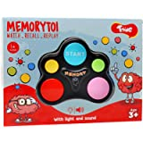 Toiing Memorytoi – Electronic Memory Game, Great Travel Toy for Kids (memorytoi)