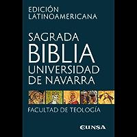 Sagrada Biblia: Edición latinoamericana
