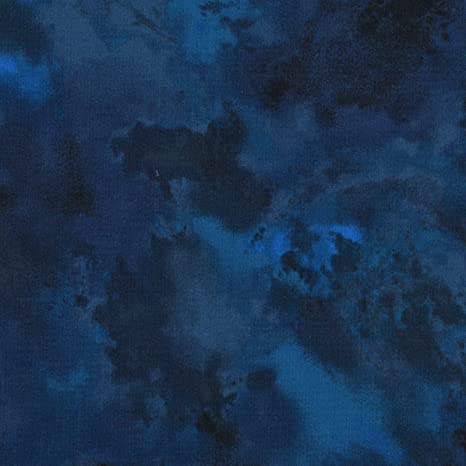 Tela de algodón de Lecien Japón, color azul índigo: Amazon.es: Juguetes y juegos